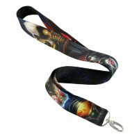 Blizzard Heroes and Villains Lanyard