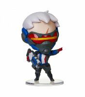 Мини фигурка Cute But Deadly Blind Vinyl - Soldier 76