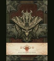 Альбом Diablo III: Book of Cain Sketchbook (Hardcover)