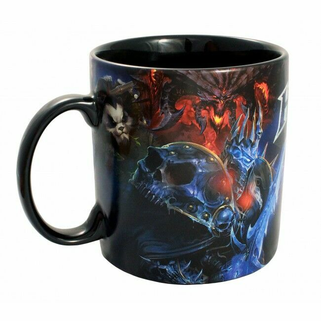 Чашка Heroes of the Storm Over-Sized Mug