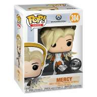 Фигурка Blizzard Exclusive Funko Pop! Diamond Collection Overwatch Mercy Ангел Фанко