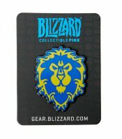 Значок 2016 Blizzcon Blizzard Collectible Pins - Alliance Logo Pin