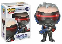 Фигурка Overwatch Funko Pop!  SOLDIER 76 Figure (GameStop Exclusive)