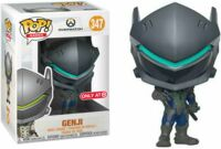 Фигурка Overwatch Funko POP! - CARBON FIBER GENJI (Exclusive)