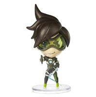 Мини фигурка Cute But Deadly Overwatch - Sporty Tracer