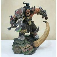Статуэтка World of Warcraft - Grommash Hellscream Statue  46 см.