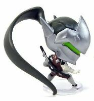 Мини фигурка Cute But Deadly Series 3 (Overwatch Edition) - Genji