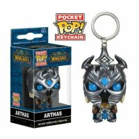Брелок - Funko Pocket Pop! Keychain - Arthas