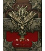 Книга Diablo III: Book of Cain by Deckard Cain (Книга Каина) Мягкий переплёт (Eng)