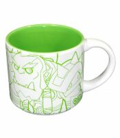Чашка Warcraft - Cute But Deadly Hero Mug (Thrall and King Varian)