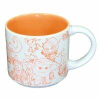 Чашка Warcraft - Cute But Deadly Character Mug (all the Cute but Deadly characters)