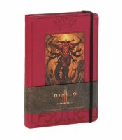 Блокнот Diablo Burning Hells Journal - Ruled (Hardcover)