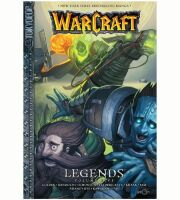 Книга Manga Warcraft: Legends Volume 5 (Мягкий переплёт) (Eng)