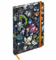 Блокнот Овервотч tokidoki x Overwatch Heroes Pattern Notebook