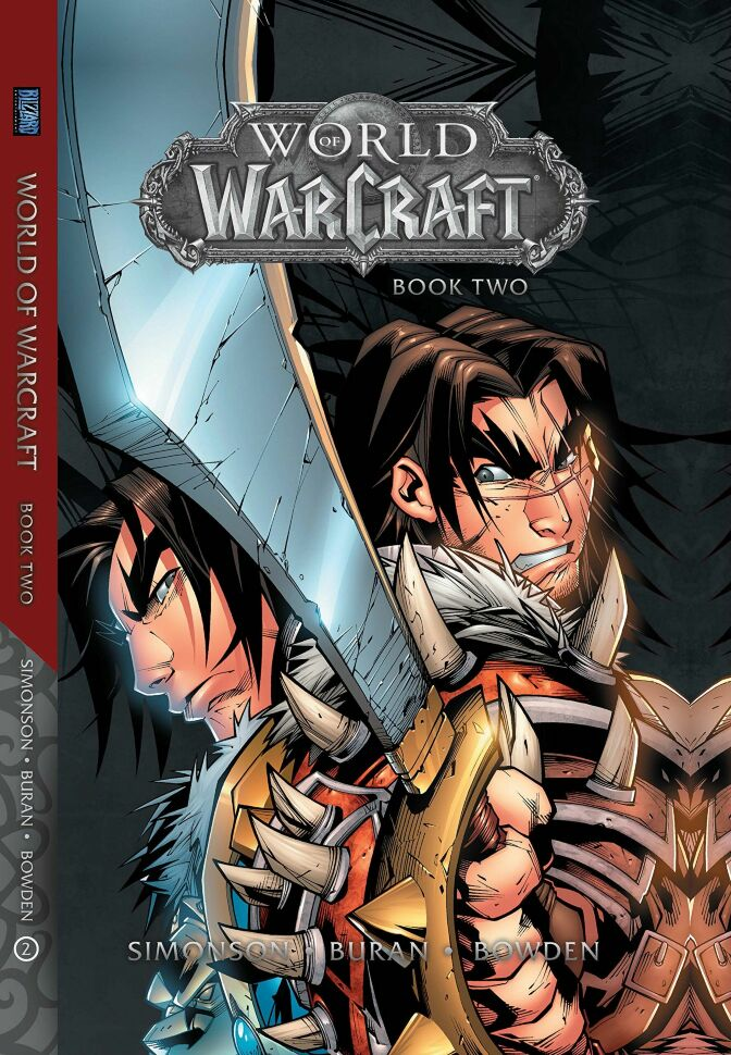 Книга World of Warcraft: Book 2 (Blizzard Legends) Твёрдый переплёт (Eng)