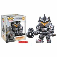 Фигурка Overwatch Funko Pop! Reinhardt (Over-Sized) Figure