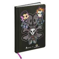Блокнот Овервотч tokidoki x Overwatch Talon Notebook
